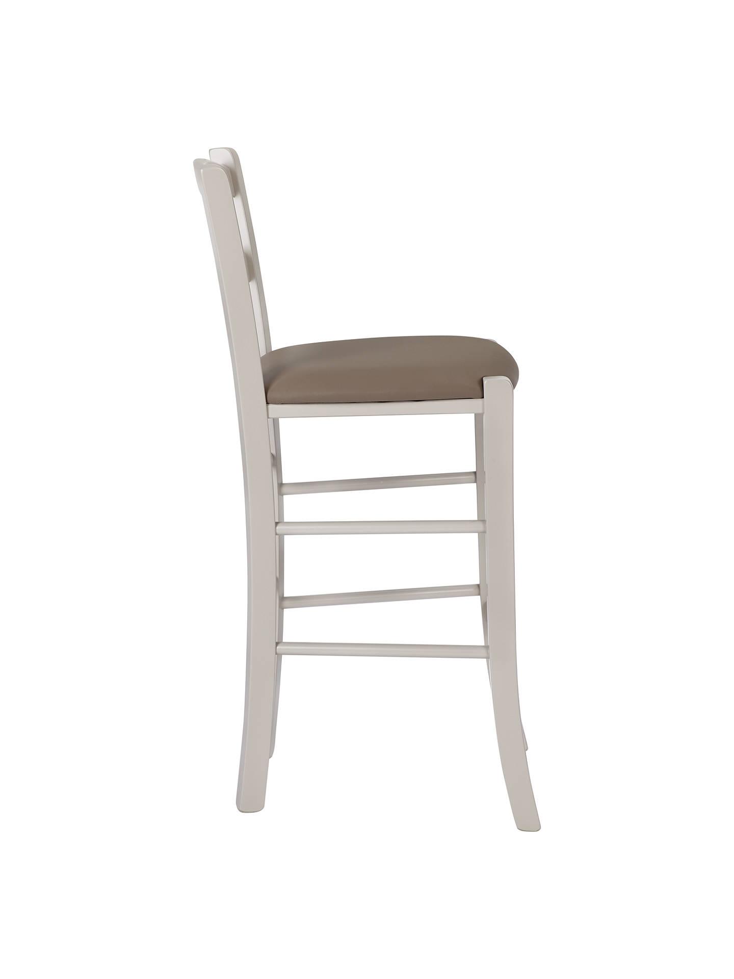 John Lewis & Partners Tavern Bar Chair, Cream, FSC-Certified (Beech)
