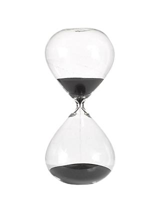 Pols Potten Hourglass Ball Sandglass, Medium