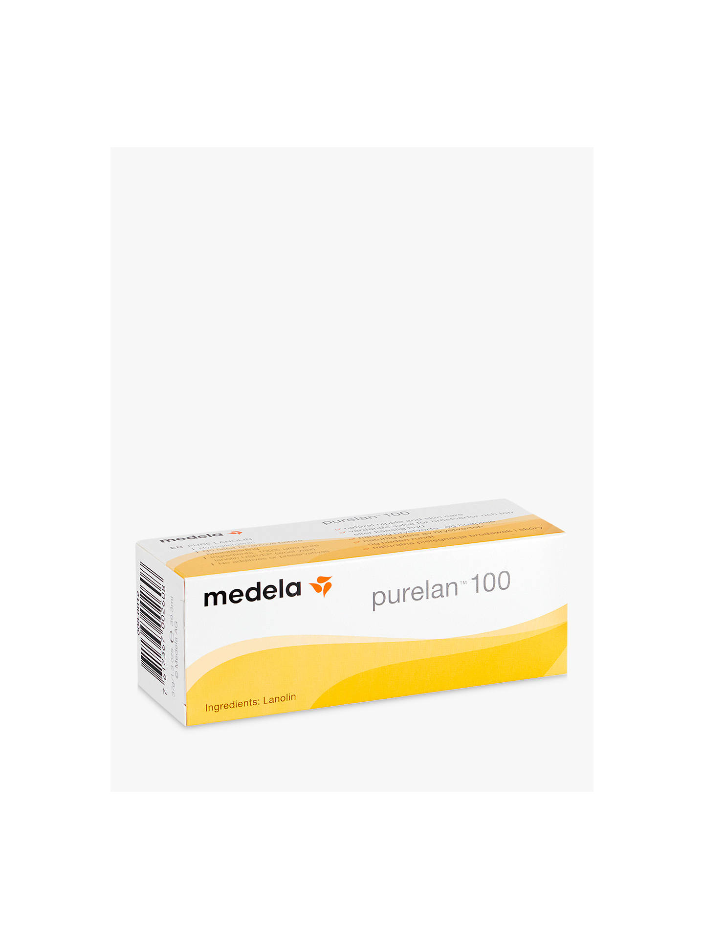 ... BuyMedela Purelan Nipple Cream Online at johnlewis.com 8ed5eaca7451e