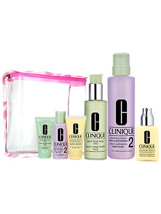 Clinique Great Skin Everywhere Skincare Gift Set, Type 2