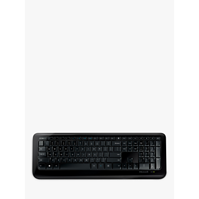 Image of Microsoft PZ3-00006 Wireless Keyboard 850, Black