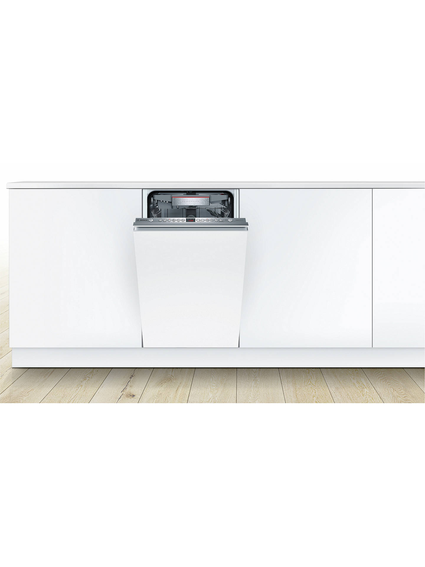 BuyBosch SPV66TX00G Fully Integrated Dishwasher Online at johnlewis.com