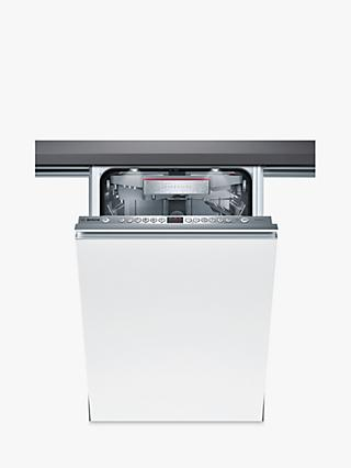Bosch SPV66TX01E Fully Integrated Dishwasher