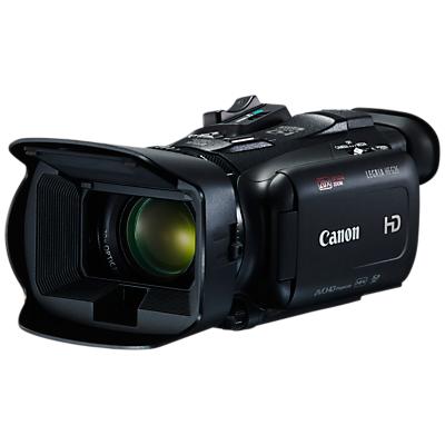Canon LEGRIA HF G26 Camcorder, HD 1080p, 3.09MP, 20x Optical Zoom, Optical Image Stabiliser, 3 Vari-angle Touch Screen