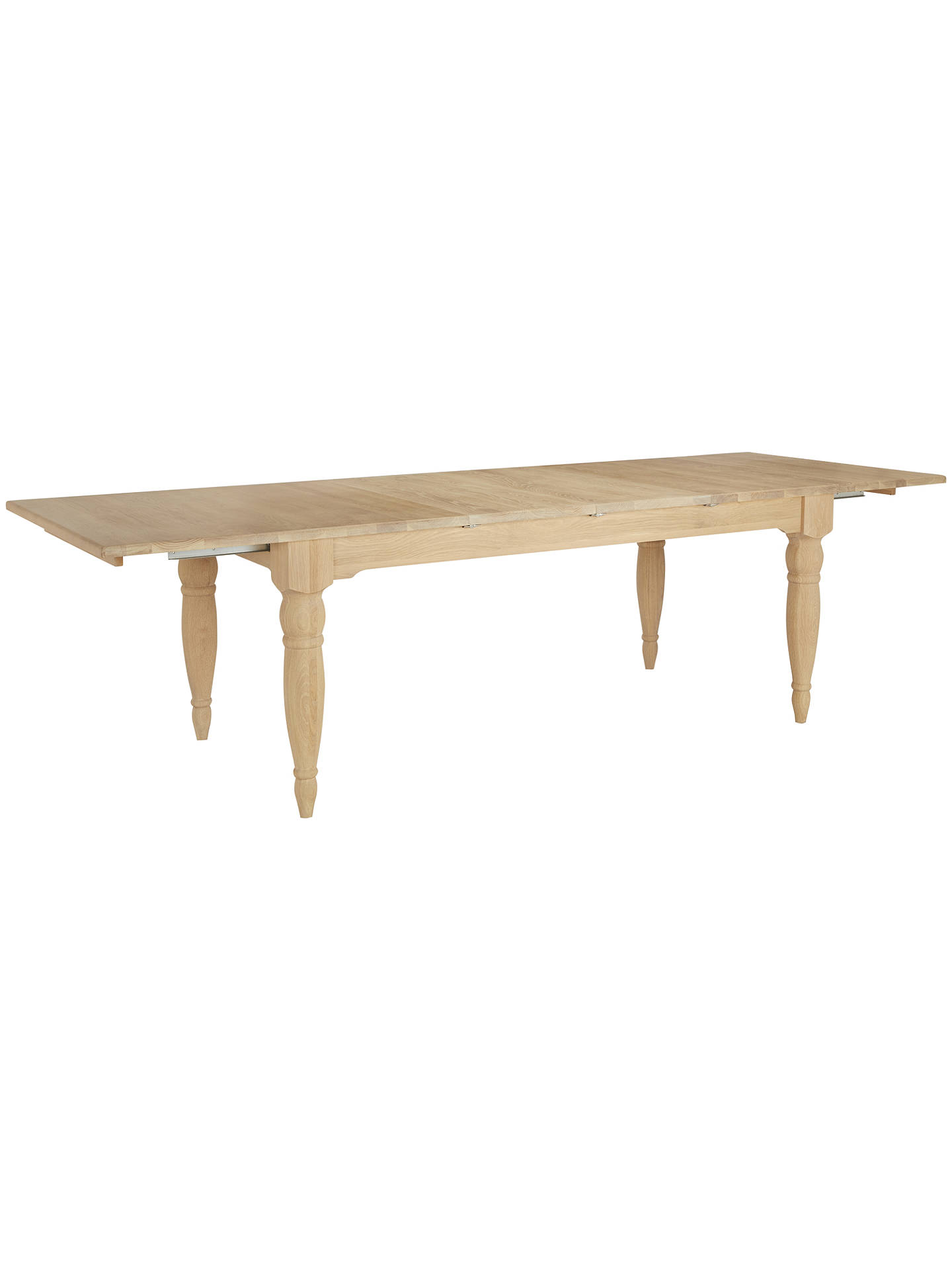 BuyCroft Collection Easdale 6-8 Seater Extending Dining Table, Oak Online at johnlewis.com