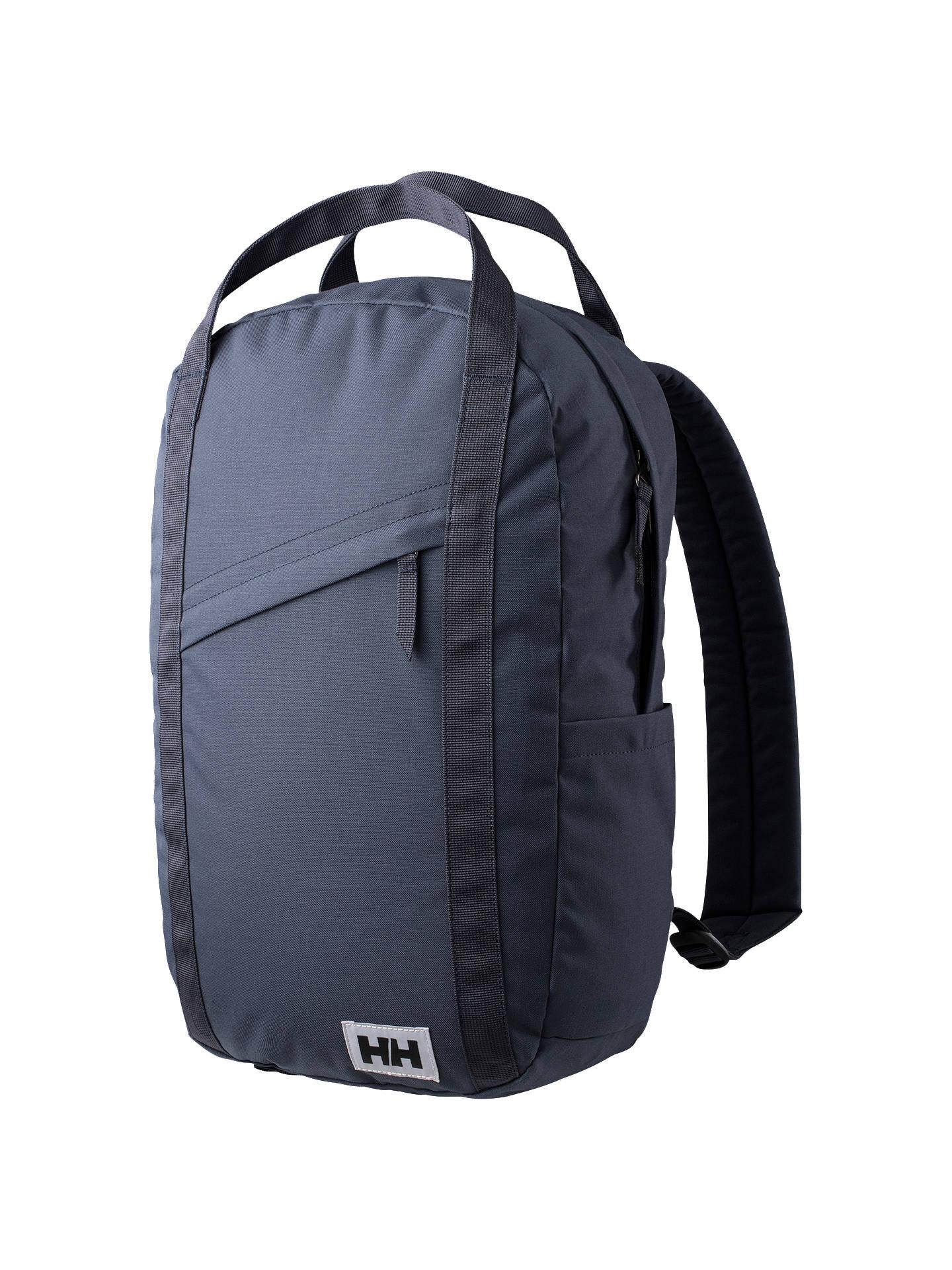 7ba0e851d1 Buy Helly Hansen Oslo 20L Backpack, Graphite Blue Online at johnlewis.com  ...