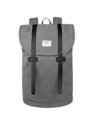 Sandqvist Stig Original Backpack Grey