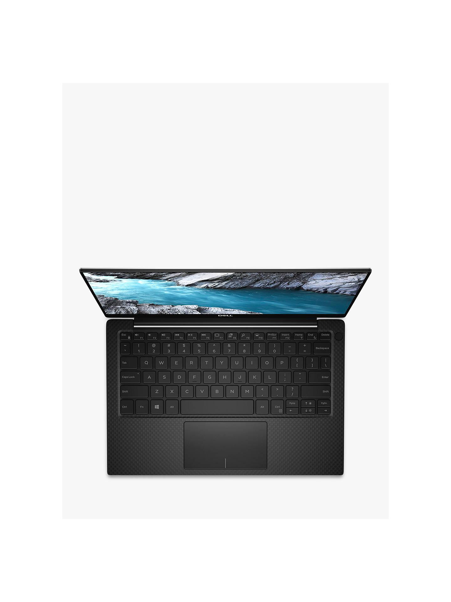 "Dell XPS 13 9370 Laptop, Intel Core i7, 8GB RAM, 256GB SSD, 13 3"", Full HD,  Silver"