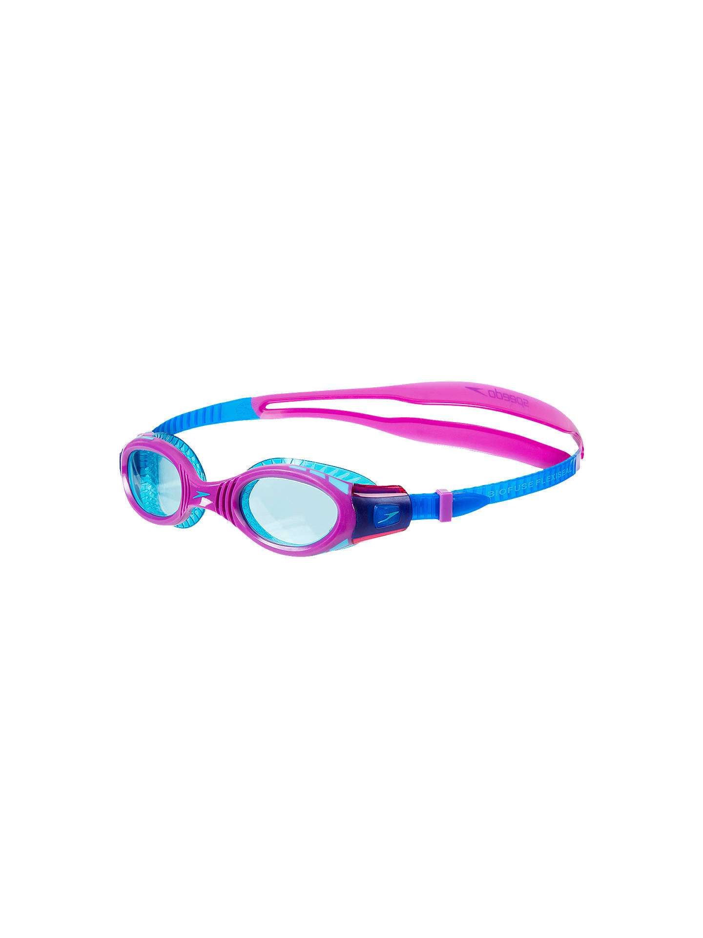 Speedo Junior Futura Biofuse Flexiseal Swimming Goggles at John ... 108300e574dd