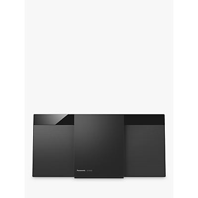 Image of Panasonic SC-HC302 Bluetooth DAB+ Micro Hi-Fi System, Black