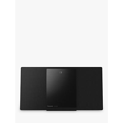 Image of Panasonic SC-HC2020 Bluetooth Wi-Fi DAB+ Micro Hi-Fi System with Chromecast Built-In, Black