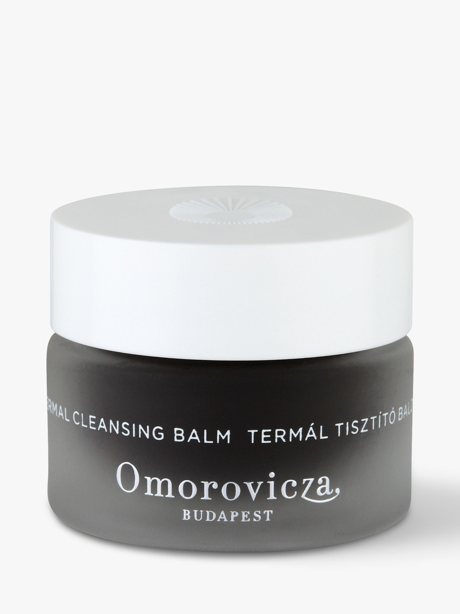 Omorovicza Omorovicza Thermal Cleansing Balm Travel Size, 15ml