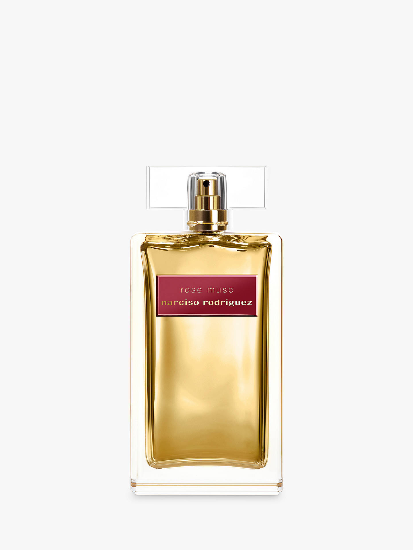 BuyNarciso Rodriguez Rose Musc Eau de Parfum Intense, 100ml Online at johnlewis.com