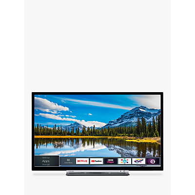 Image of Toshiba 32L3863DB LED Full HD 1080p Smart TV, 32 with Freeview HD & Freeview Play, Black