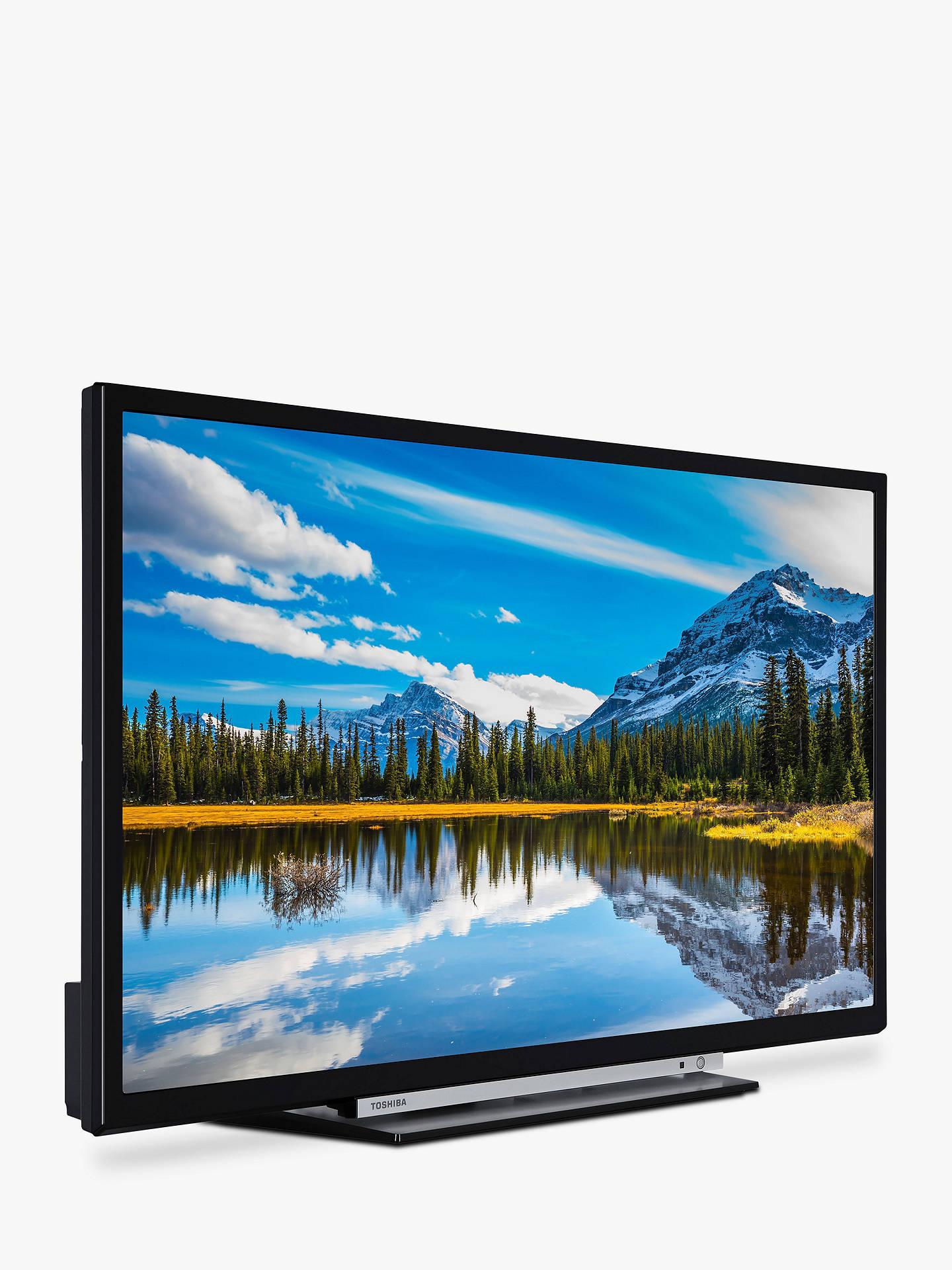 Toshiba 24W3863DB LED HD Ready 720p Smart TV, 24
