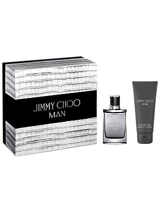 Jimmy Choo MAN 50ml Eau de Toilette Fragrance Gift Set