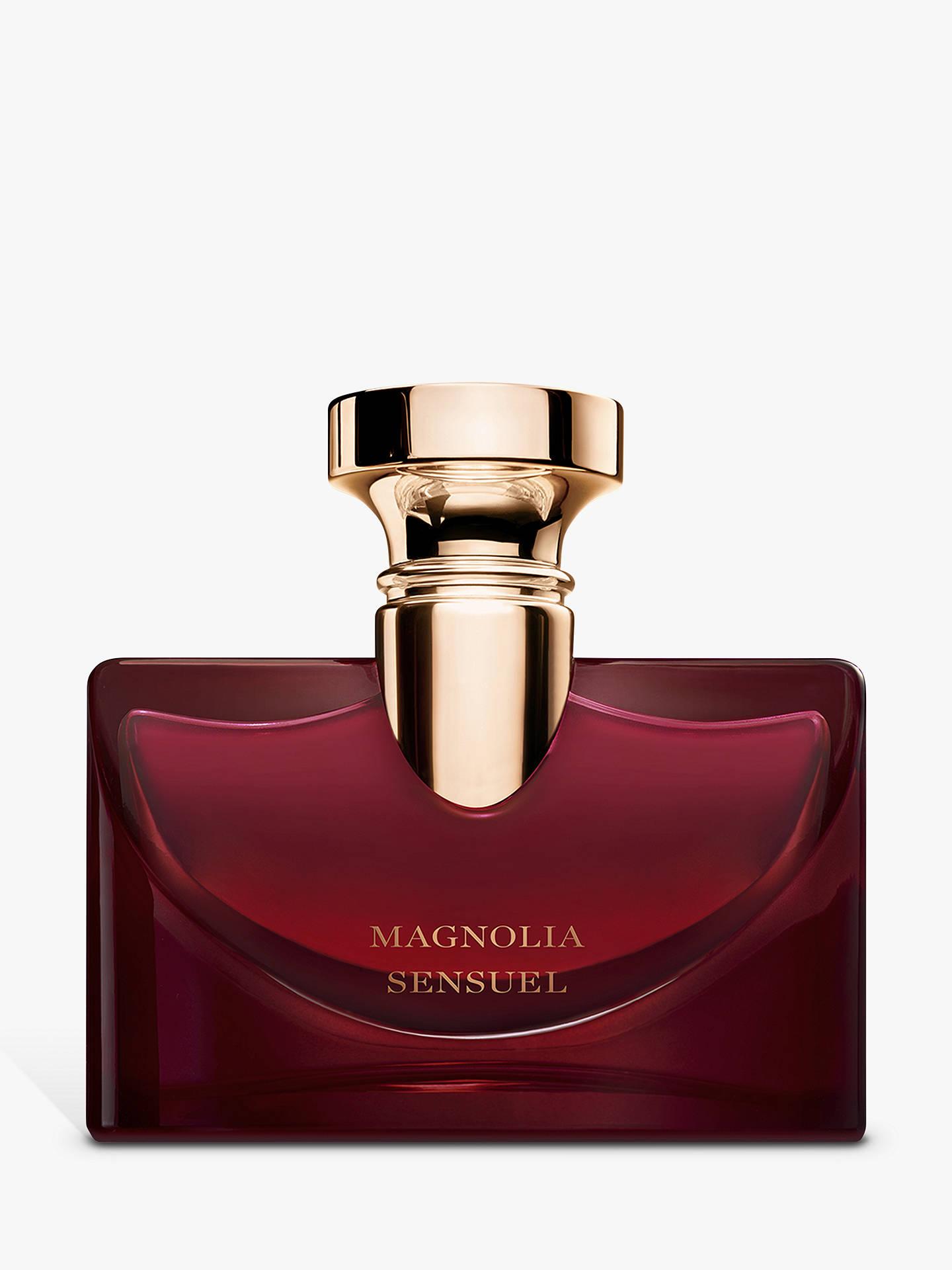 BuyBVLGARI Splendida Magnolia Sensuel Eau de Parfum, 50ml Online at  johnlewis.com 92510abdb87