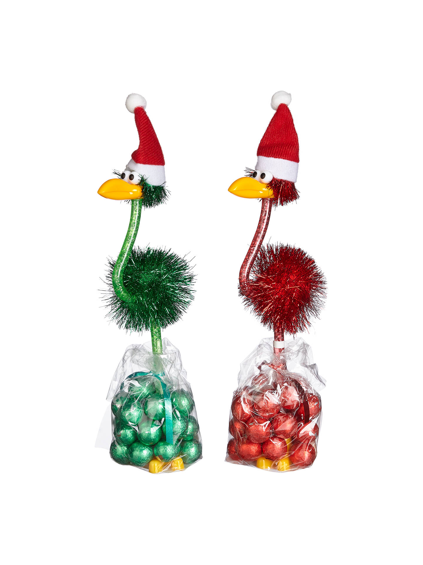 Buy Candyhouse Bird Pen with Chocolate Balls, Assorted, 142g Online at johnlewis.com