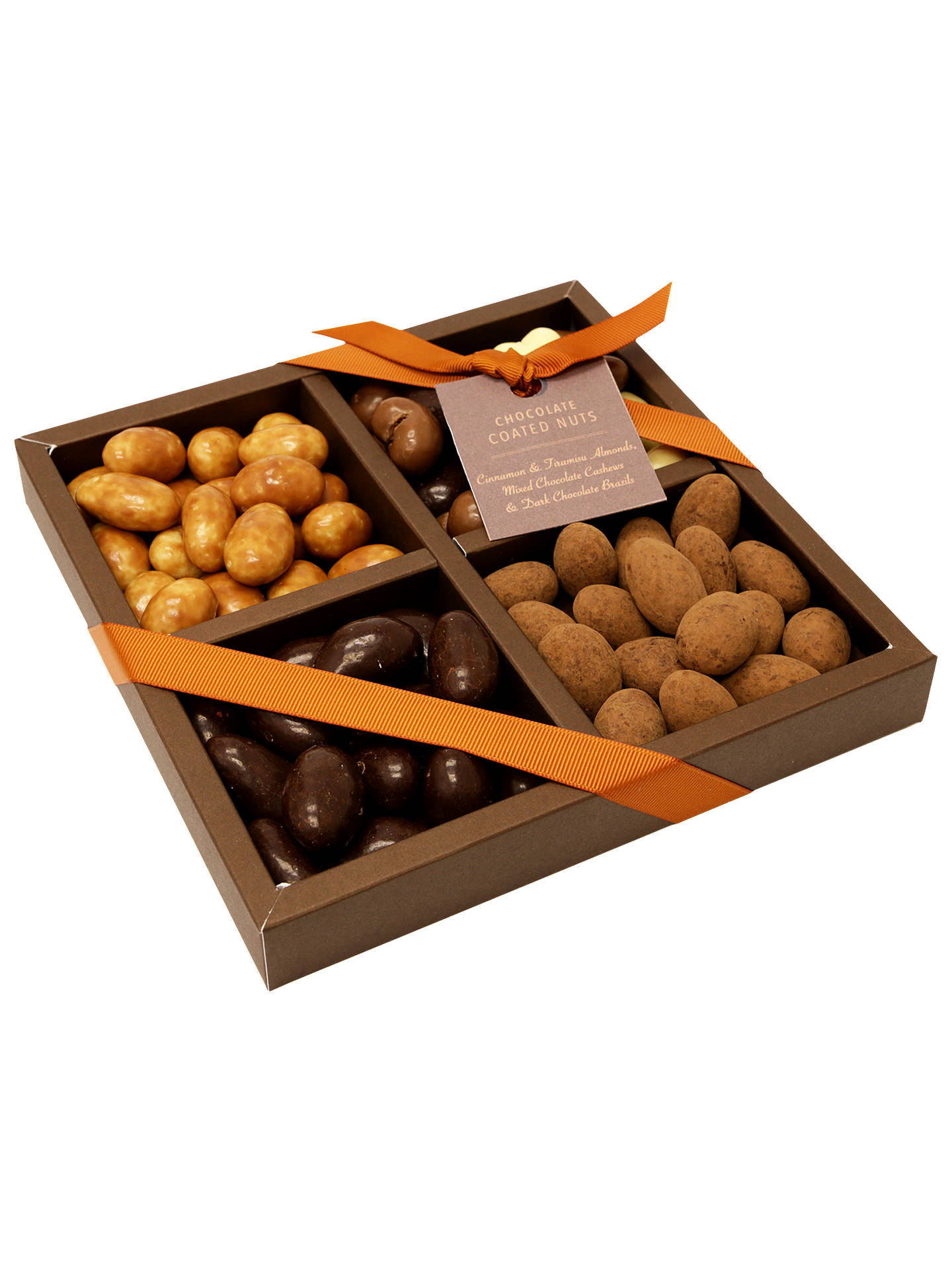 Natalie Chocolate Coated Nuts 400g At John Lewis Partners