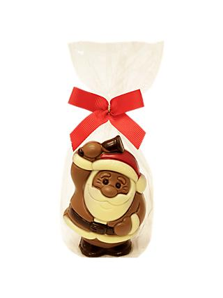 Natalie Chocolate Santa with Bell, 81g