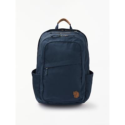 Fjällräven Raven 28L Backpack, Navy