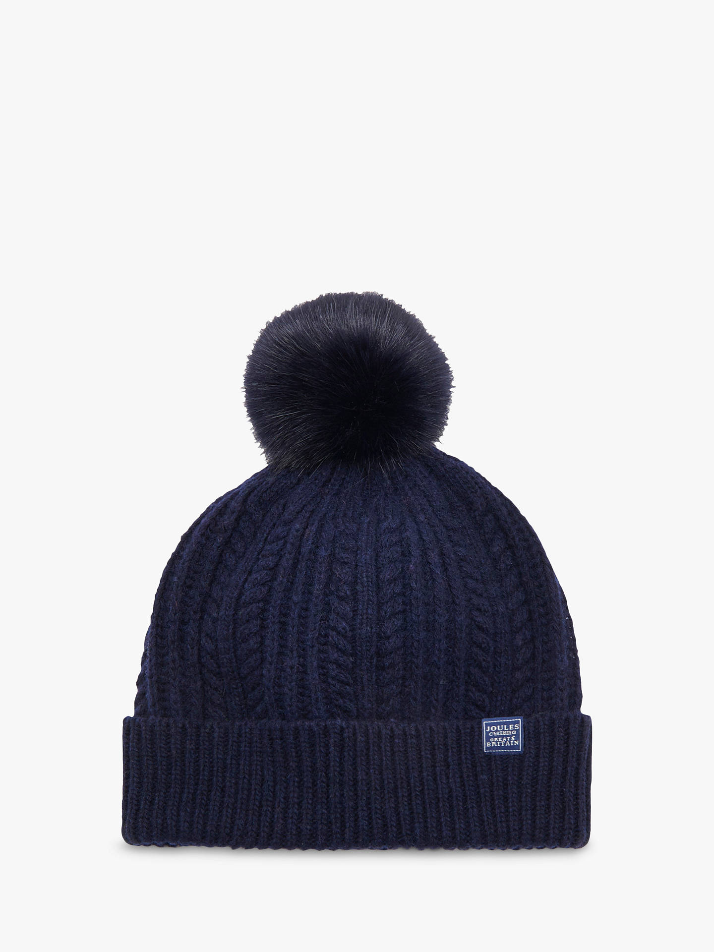 14ee34a411ce8 Offer  Joules Bobble Hat at John Lewis   Partners