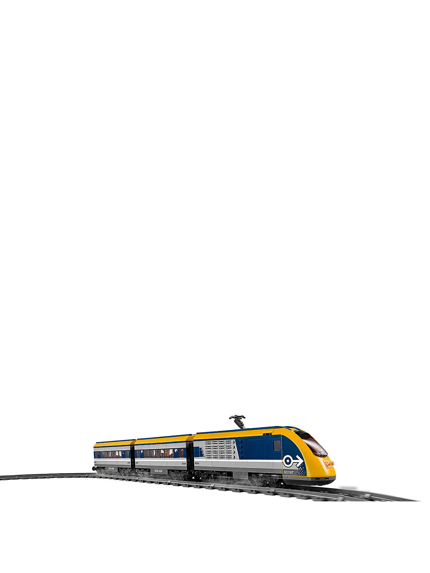 BuyLEGO City 60197 Passenger Train Online at johnlewis.com