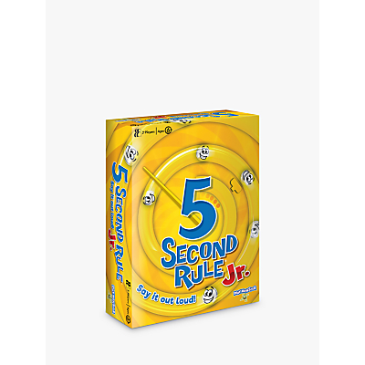 Image of 5 Second Rule Jr. Game