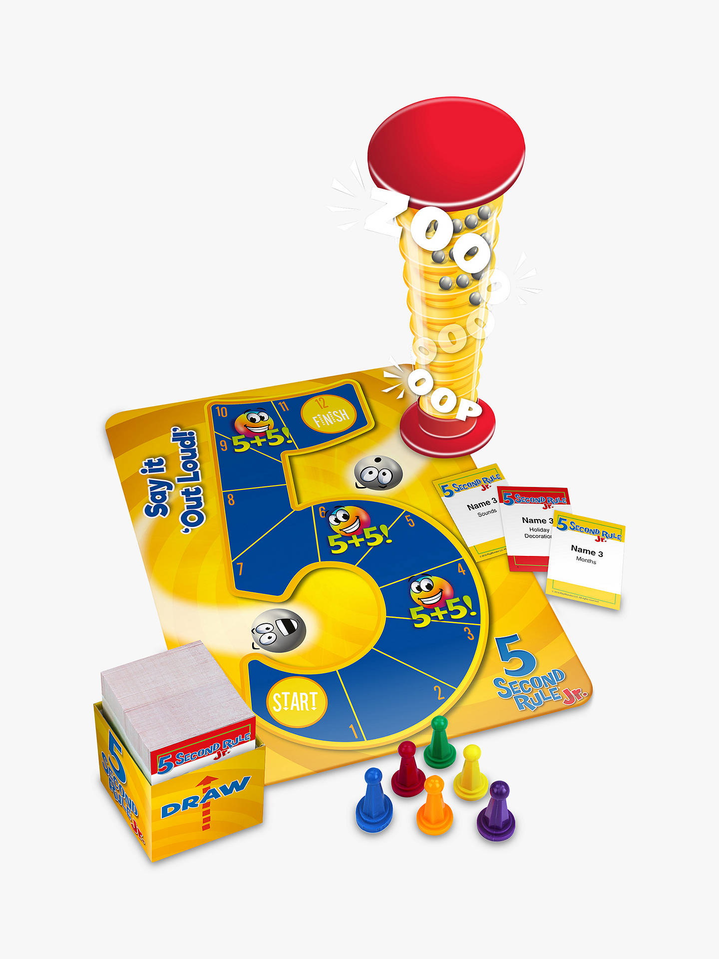 Buy 5 Second Rule Jr. Game Online at johnlewis.com