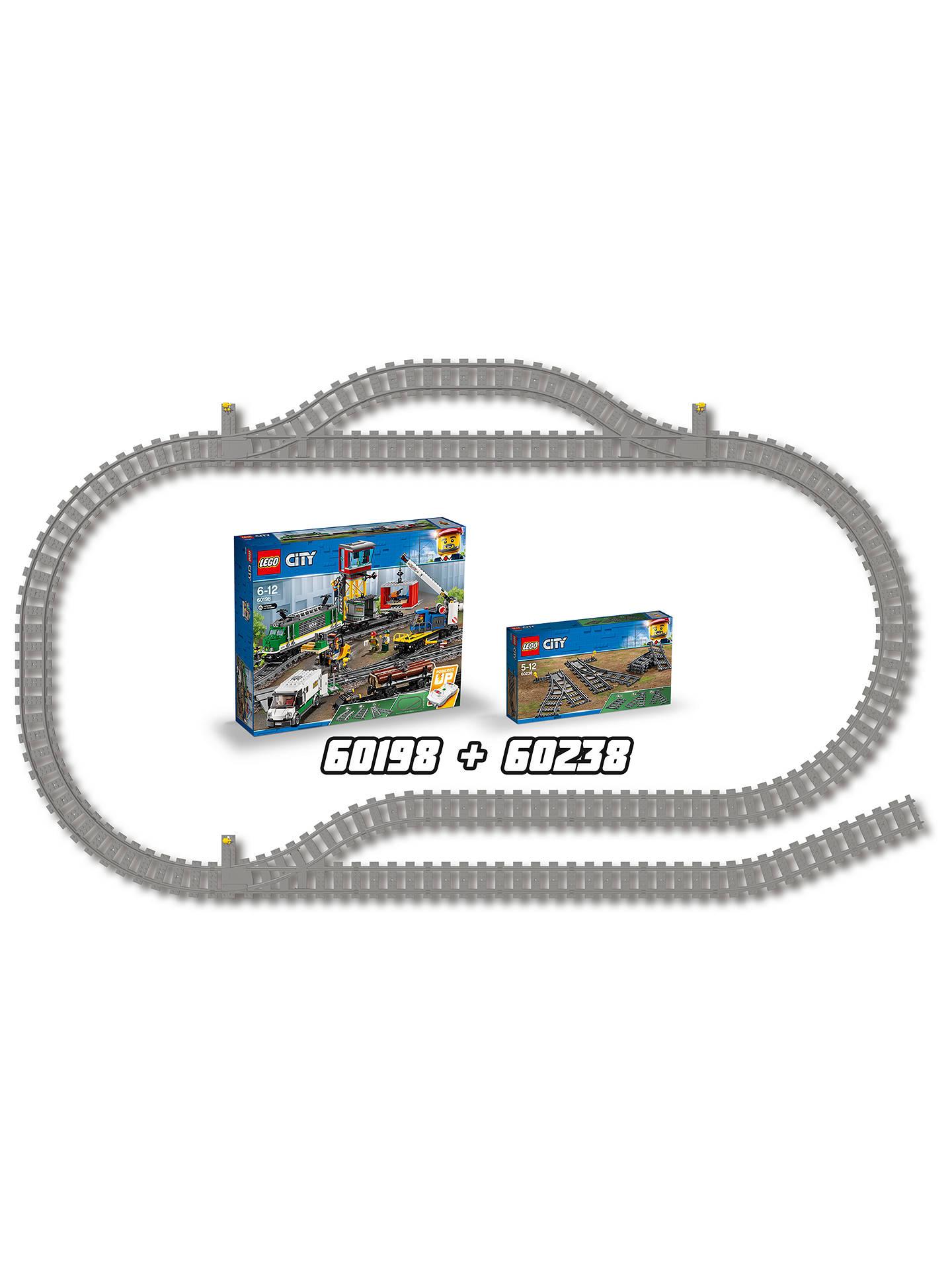 60238 Switch Tracks Set LEGO City