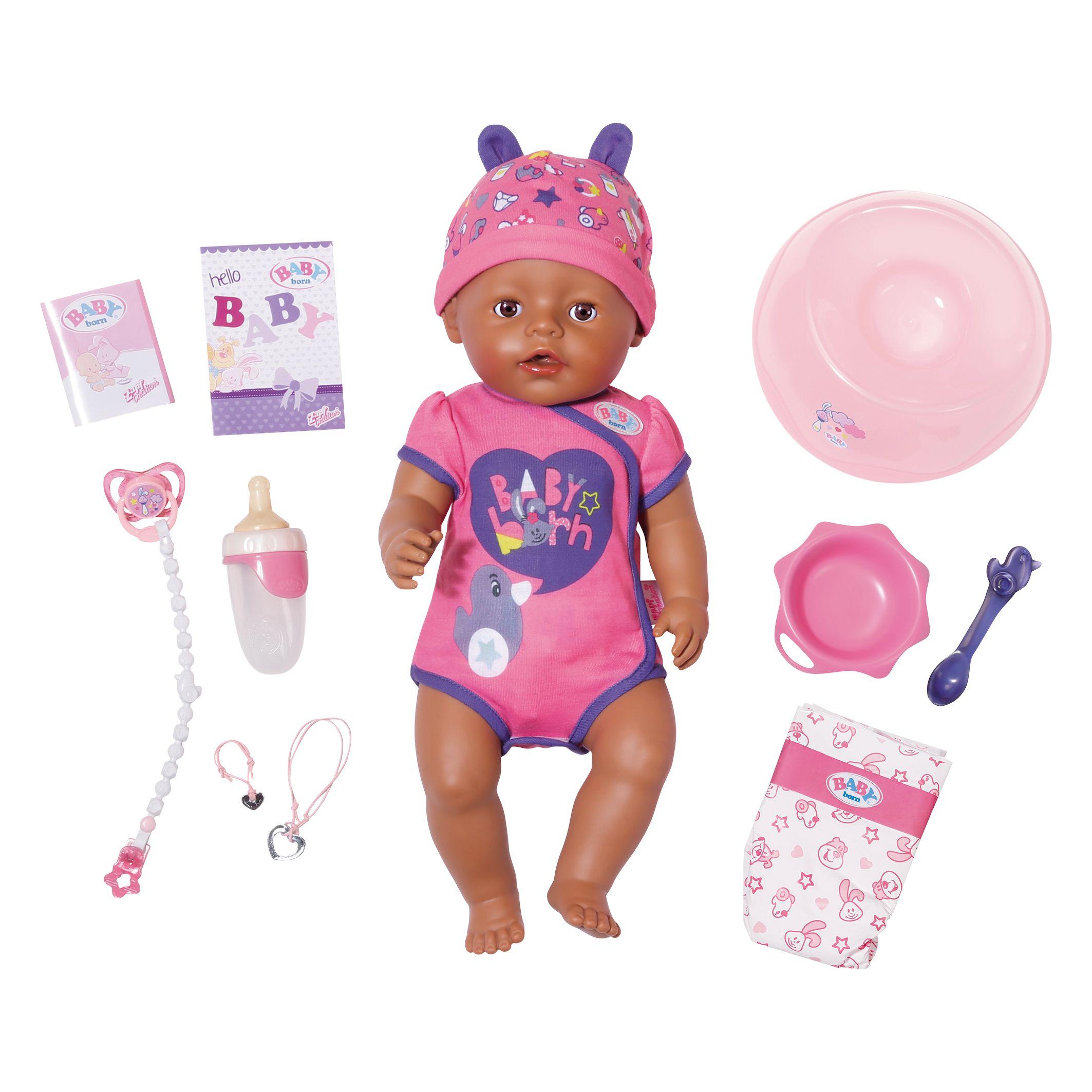 Zapf Zapf Baby Born Doll