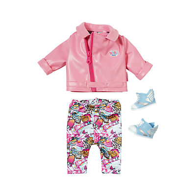 Zapf Baby Born Deluxe Scooter Outfit
