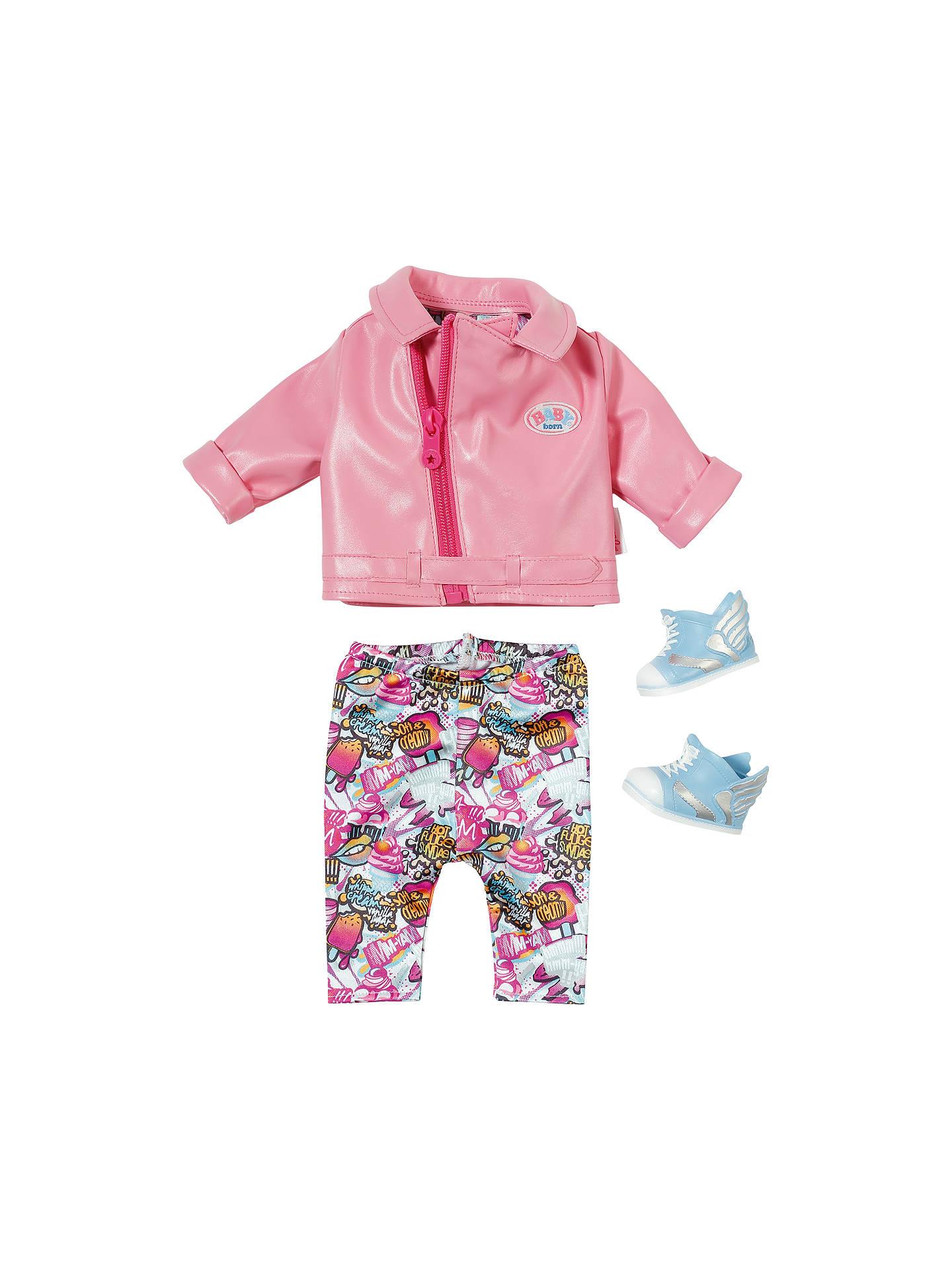 Puppen & Zubehör Zapf BABY born® Deluxe Starter Set Kleidung & Accessoires