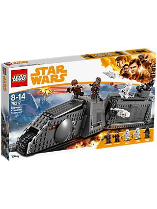 LEGO Star Wars 75217 Imperial Conveyex Transport