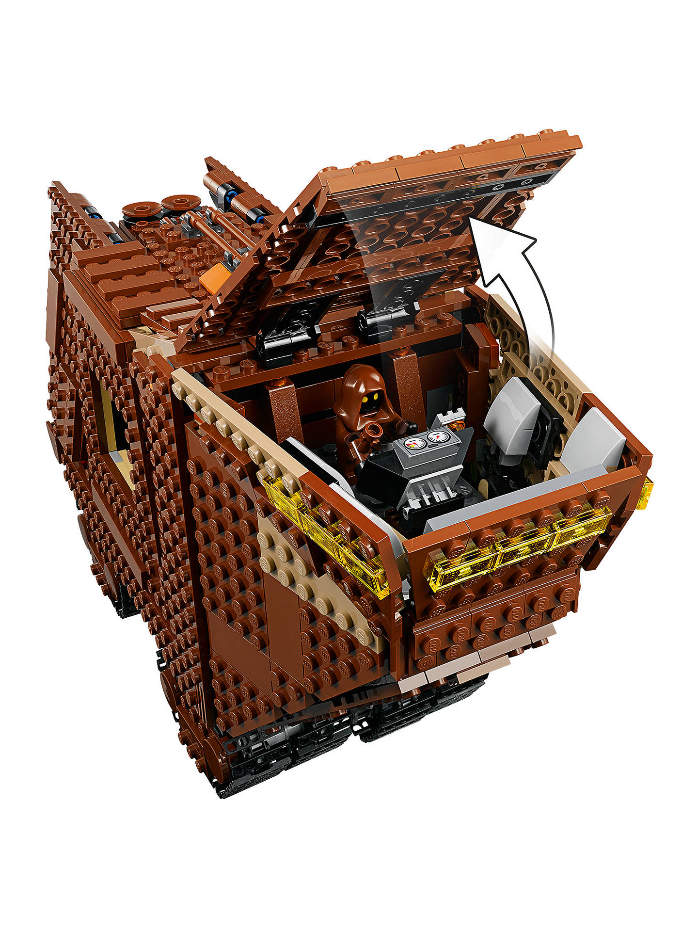 Buy LEGO Star Wars 75220 Sandcrawler Online at johnlewis.com