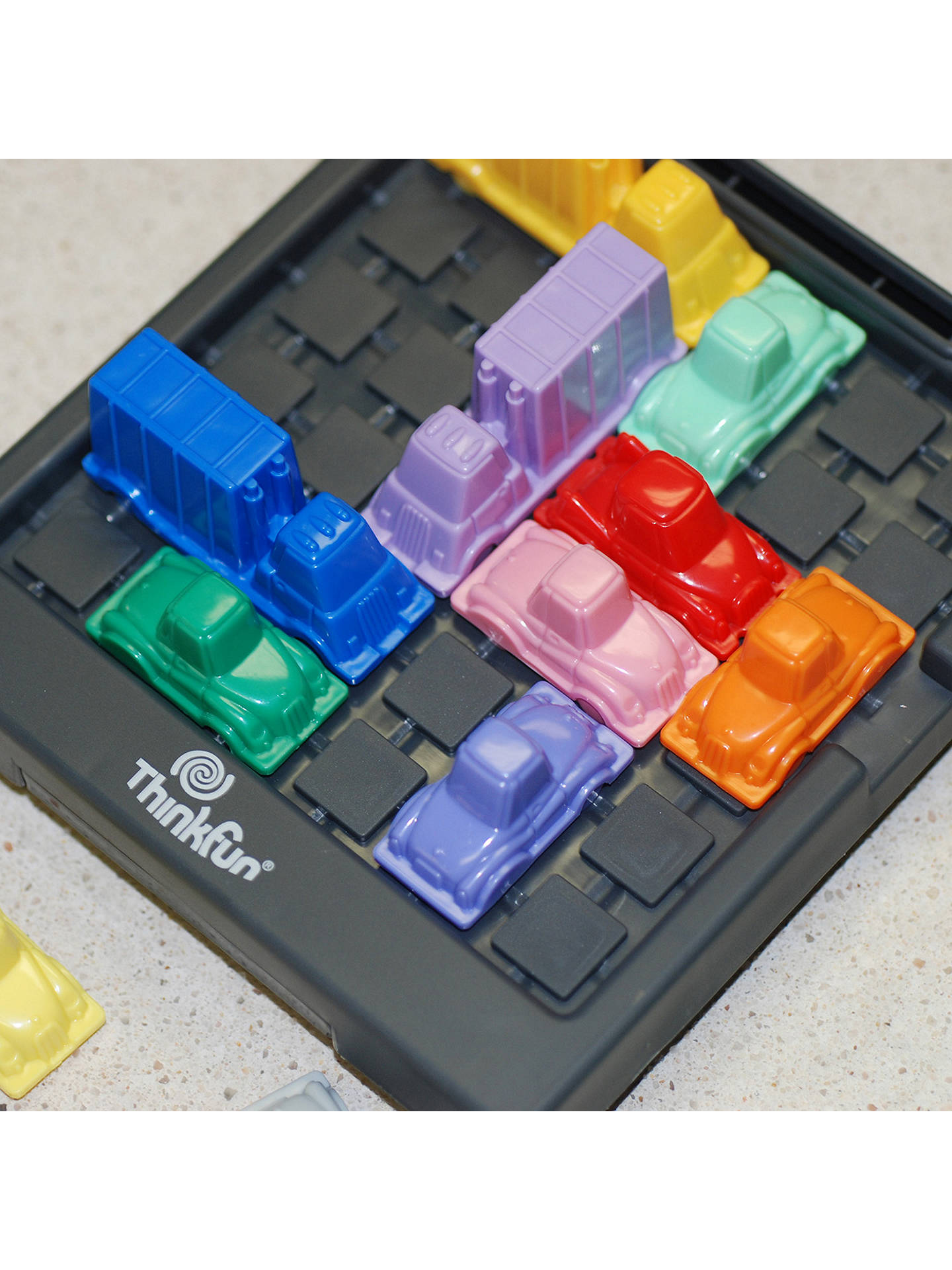 Replacement Parts Pieces You Choose! Rush Hour Traffic Jam Logic Game Thinkfun
