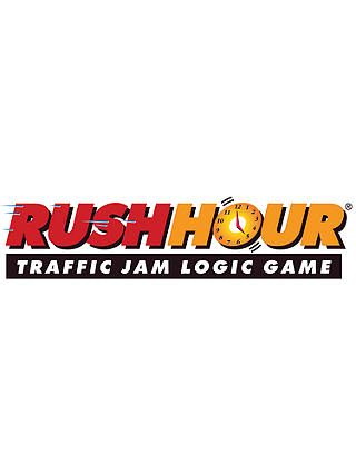 Buy ThinkFun Rush Hour Traffic Jam Logic Game Online at johnlewis.com