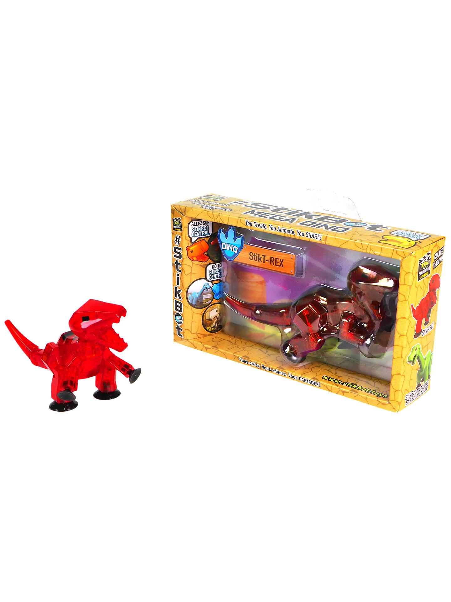 StikBot Mega T-REX Dino