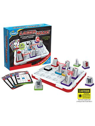 ThinkFun Laser Maze Logic Game