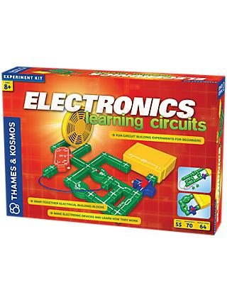 Thames & Kosmos Electronics Learning Circuits Experiment Kit