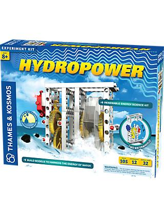 Thames & Kosmos Hydro Power Experiment Kit