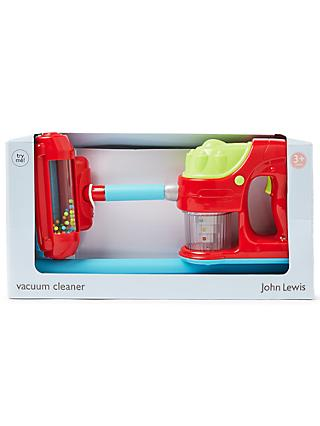 John Lewis & Partners Vacuum Cleaner