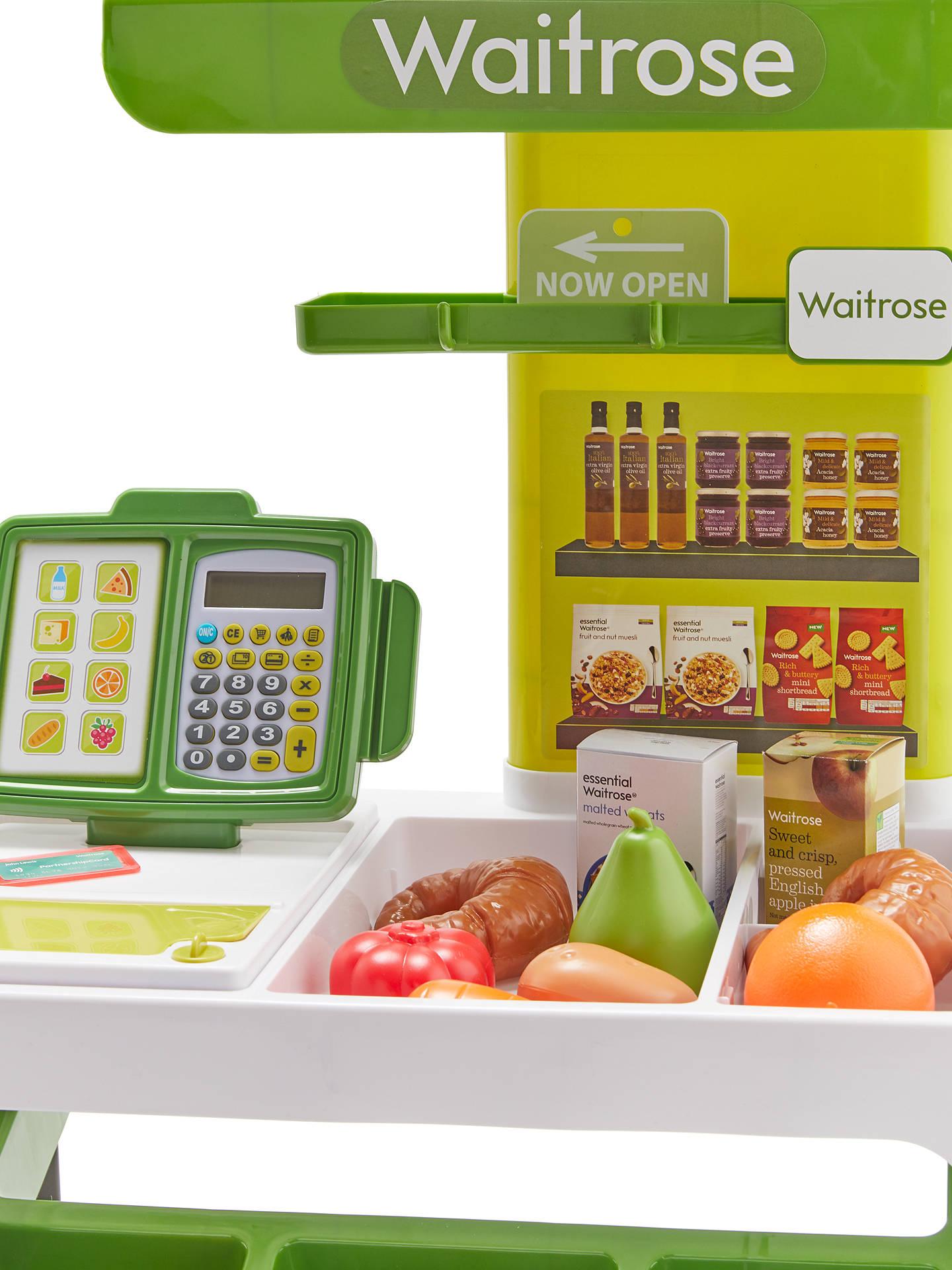 John Lewis Partners Waitrose Supermarket