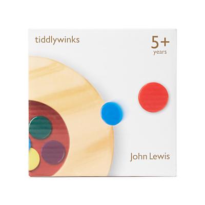 Image of John Lewis & Partners Tiddlywinks Game