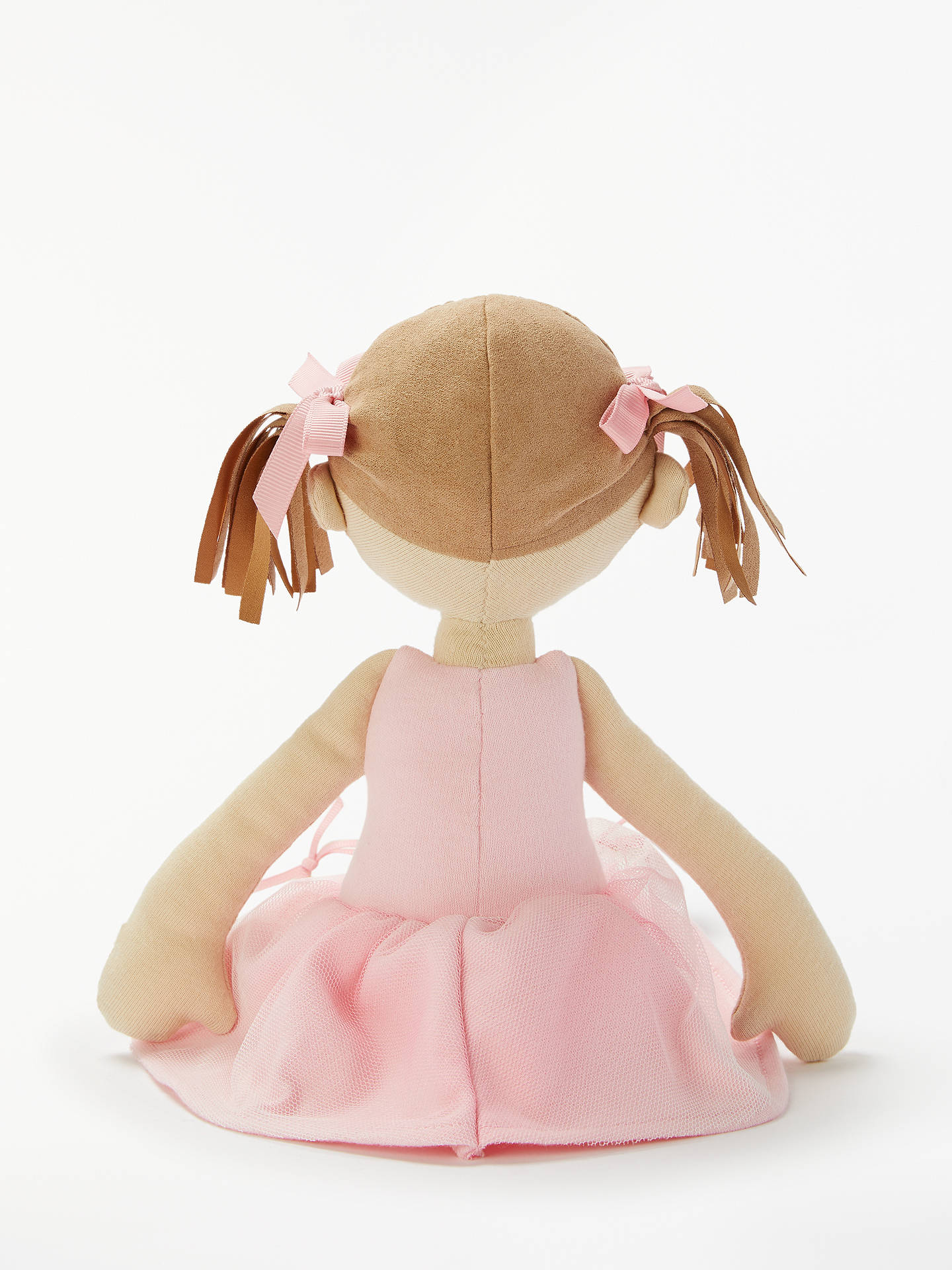 Buy John Lewis & Partners Fairy Ballerina Ragdoll Soft Toy Online at johnlewis.com