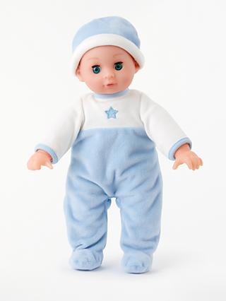 John Lewis & Partners My First Doll, Blue