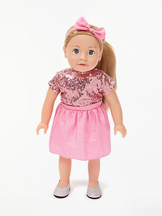 Bright Brand New Kids Talking Baby Sophie Doll Dolls 20 Sounds
