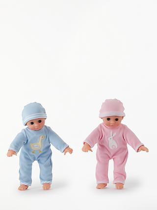 John Lewis & Partners My First Twin Dolls