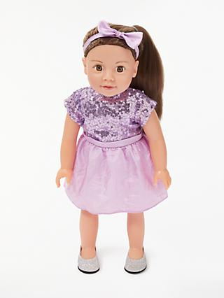 John Lewis & Partners Chloe Collector's Doll