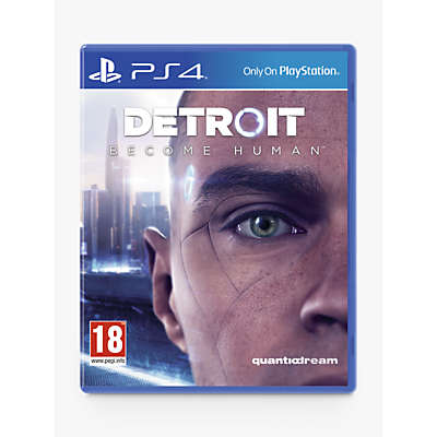 Image of Detroit: Become Human, PS4